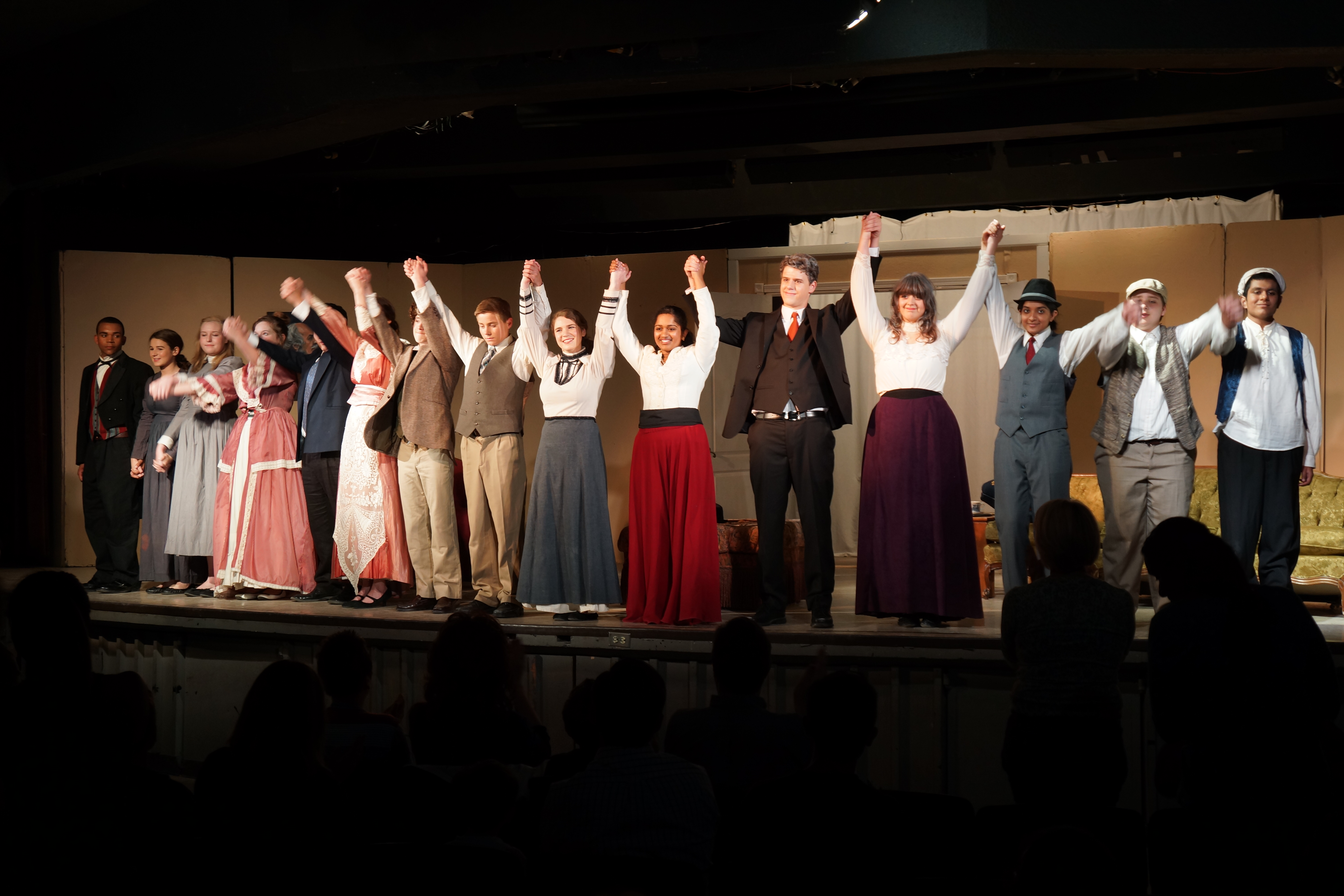 "Dublin High Drama Club's ""The Matchmaker"" Delivers Satirical Wit ..."